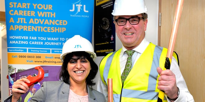 Popular - New extension at JTL Centre of Excellence