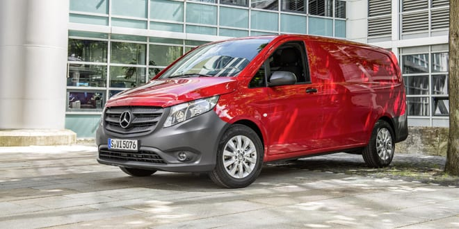 Popular - Pricing and specifications announed for new Mercedes Vito