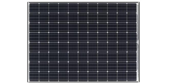Popular - Panasonic launches new N285 solar module