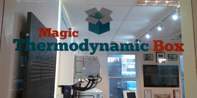 Thermodynamics web