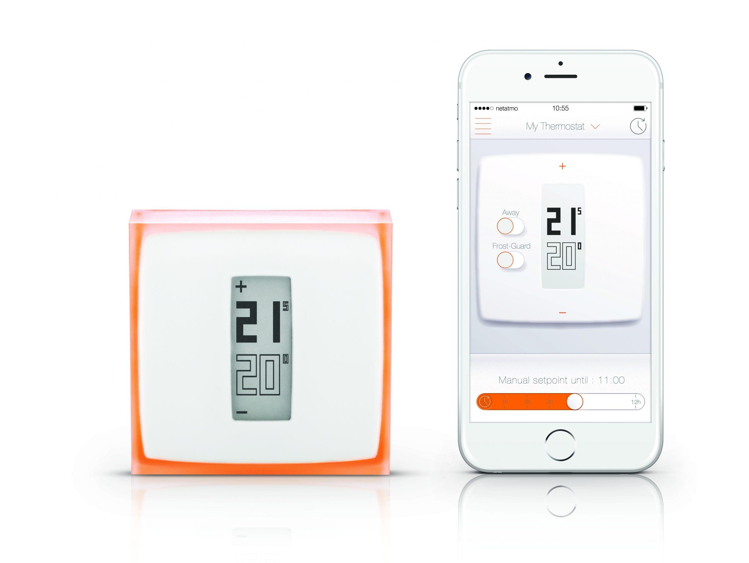 Popular - EDF Energy launches new HeatSmart® thermostat