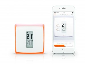 Thermostat -Iphone 6- EN