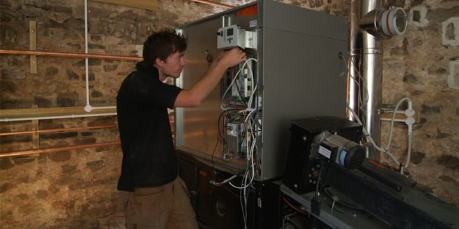 Popular - DECC roadshows with SBS to give RHI knowledge to installers