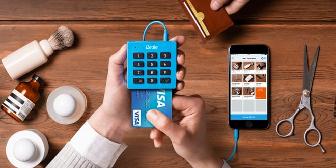 Popular - World's first free Chip & Pin reader from iZettle