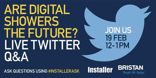 Popular - #InstallerASK – Are digital showers the future?