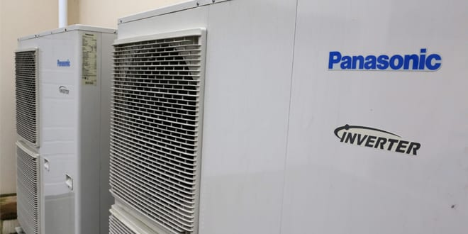 Popular - Panasonic Aquarea heat pumps improve efficiency of Jersey home