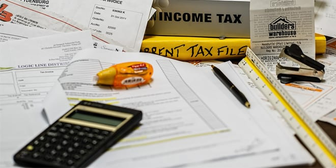 Popular - Tradesmen do complete their tax returns on time, says new survey