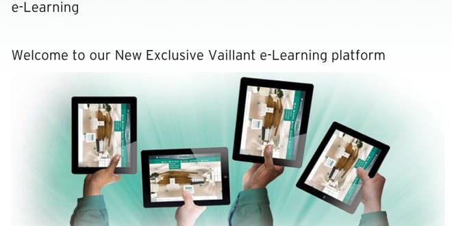Popular - New Vaillant E-Learning platform