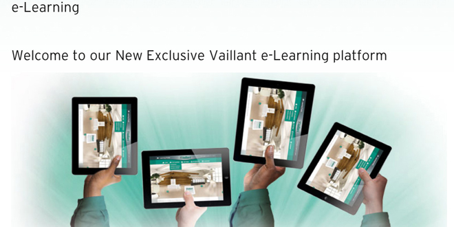 vaillant e-learning web