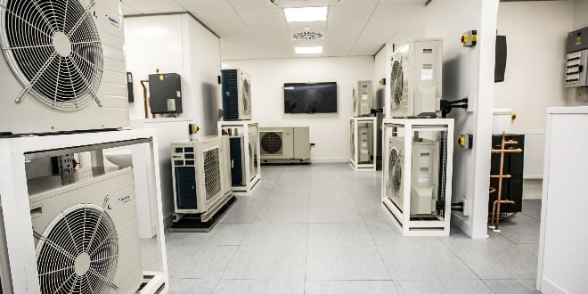 Popular - New Daikin training centre for HVAC installers