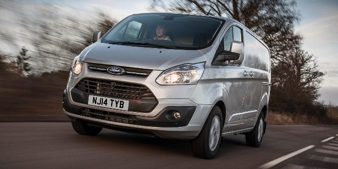 Popular - Test drive three new Fords at Installer2015