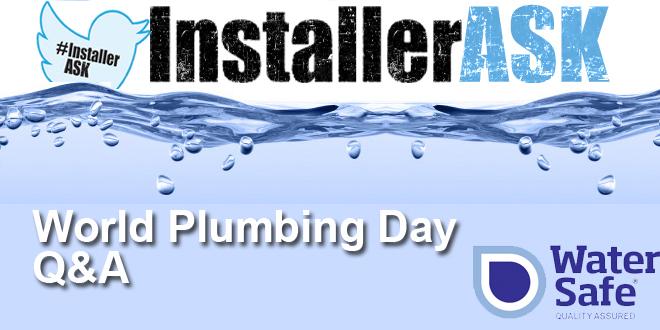 InstallerASK world plumbing day web
