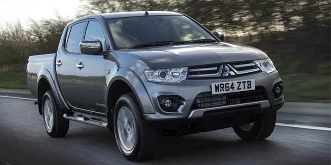 Popular - Mitsubishi L200 wins commercial vehicle of the year award