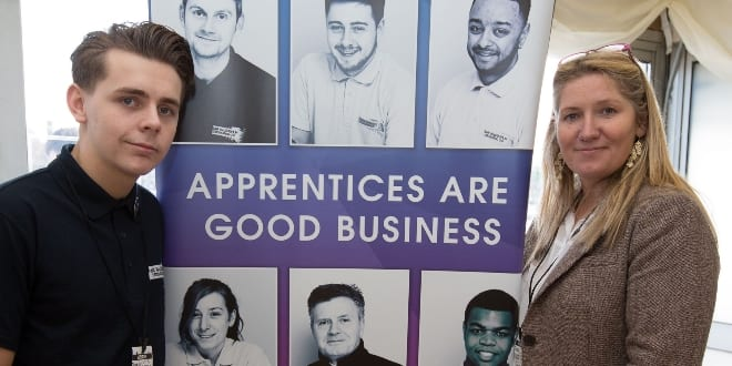 Popular - More than 23,000 new apprenticeships thanks to National Apprenticeship Week