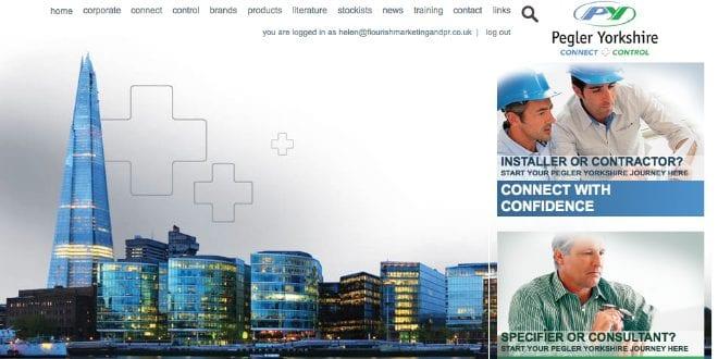 Popular - Pegler Yorkshire launches new info hub website