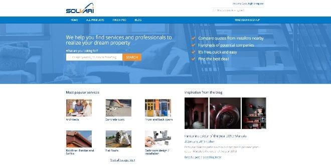 Popular - Dutch company Solvari is shaking up UK home improvement market