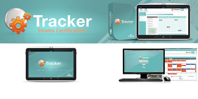 Stroma tracker web