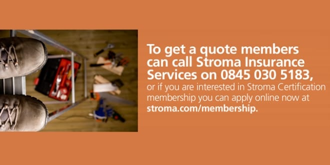 Popular - New insurance offering from Stroma Certification