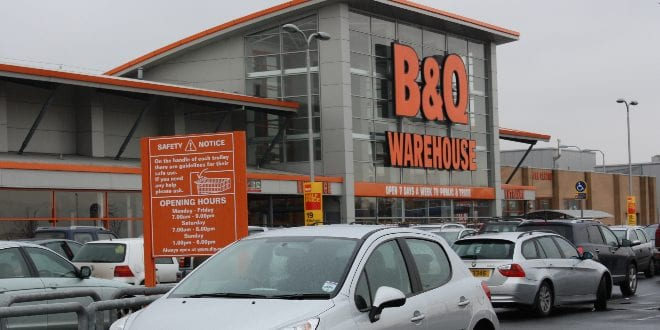 Popular - Kingfisher closing around 60 B&Q stores