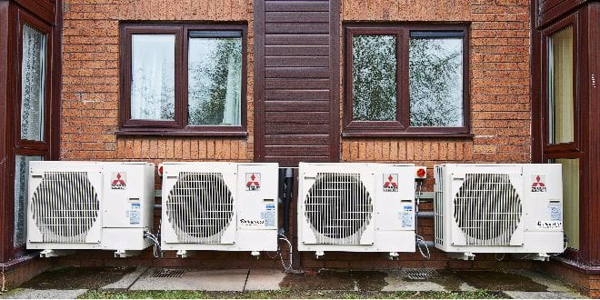 Popular - The air source heat pumps industry is growing