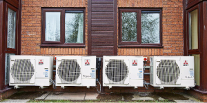 heat pumps data