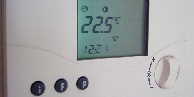 heating controls web