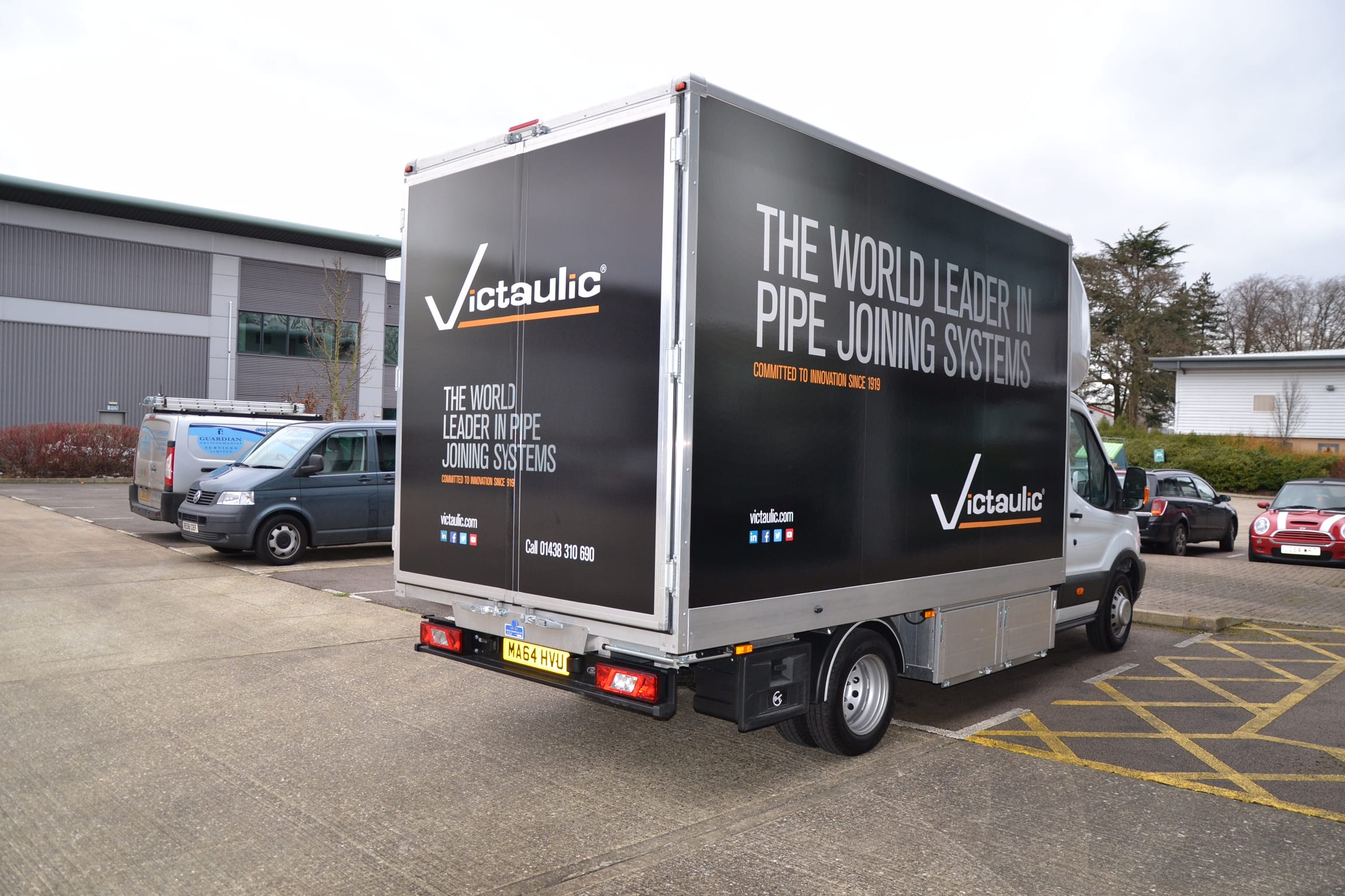 Popular - Victaulic mobile truck hits the road