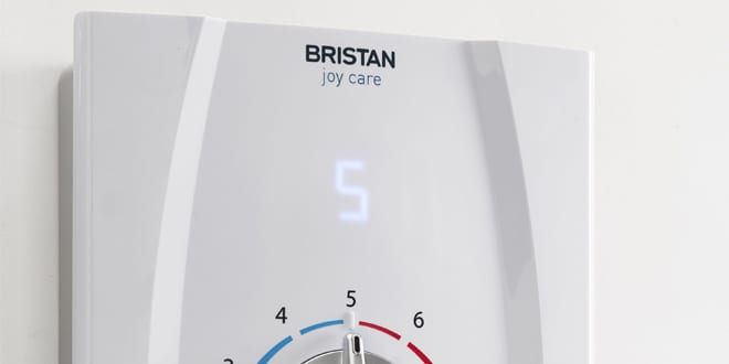 Popular - Bristan has launched new Joy Care shower