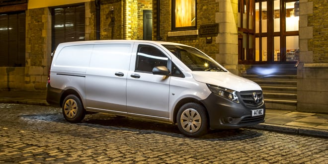 Popular - New Mercedes Vito launching in the UK