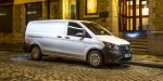 New Mercedes Vito launching in the UK