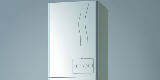 Popular - Hitachi to showcase its High Temp Heat Pump at Installer2015