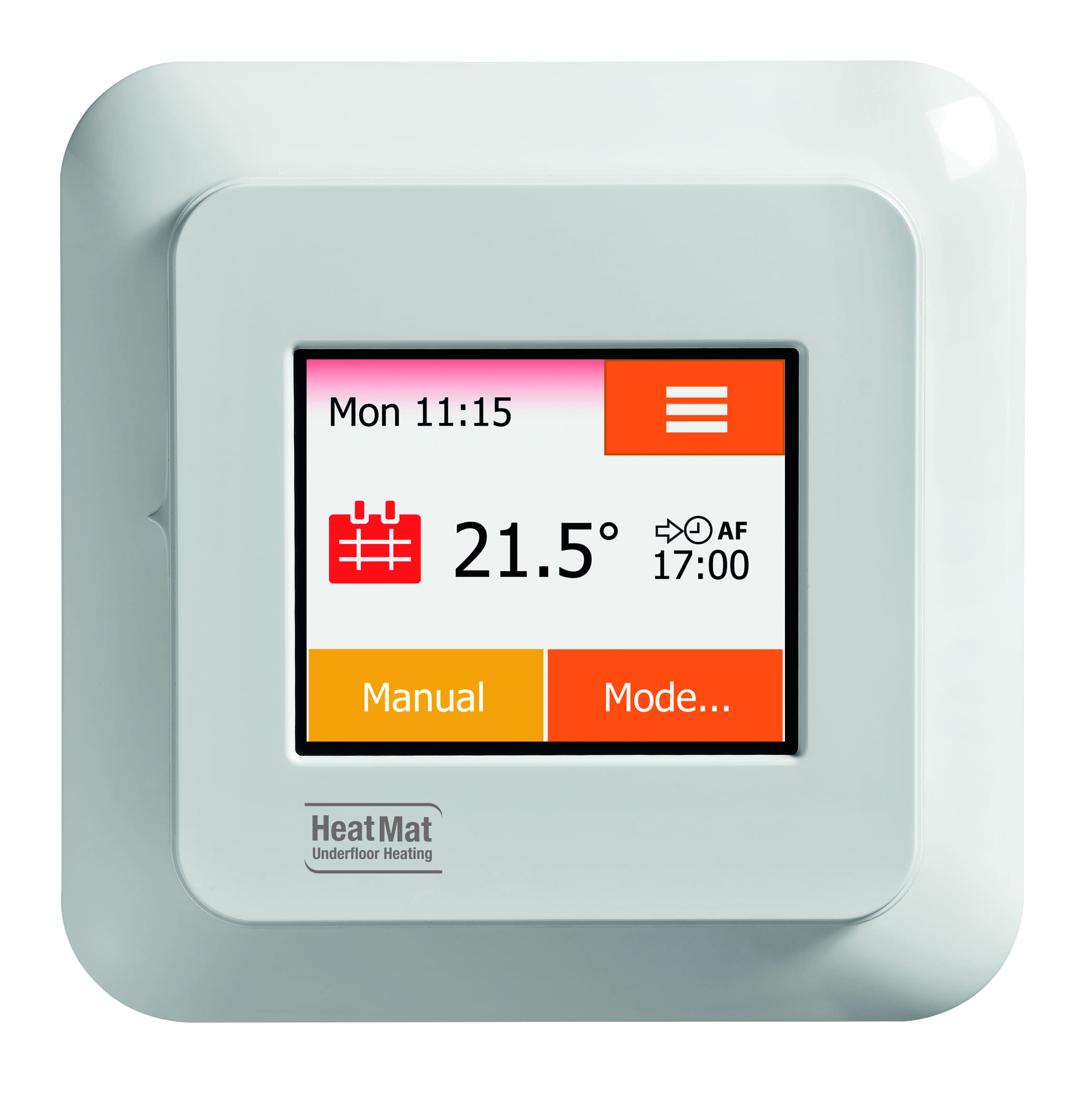 Popular - New Heat Mat NGTouch underfloor heating controller