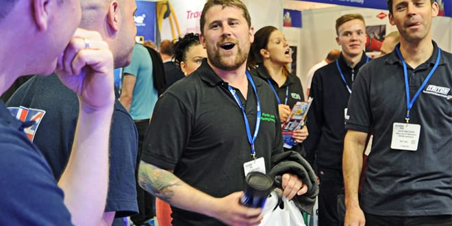 Popular - Installer2015 gets thumbs up from visitors
