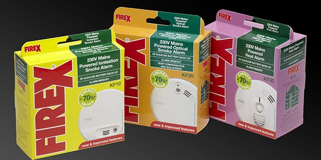 Popular - New energy-saving smoke and heat alarms launched