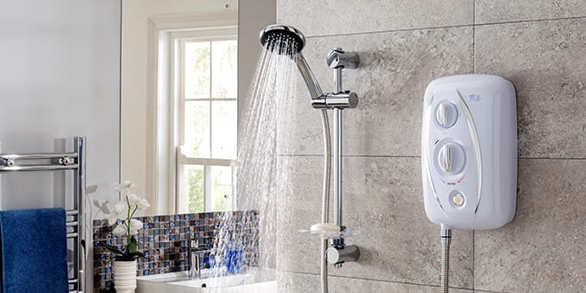 Popular - New Triton T80Z Thermostatic Fast Fit shower launched