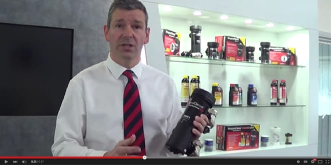 Popular - Get hands-on with the latest ADEY products at Installer2015
