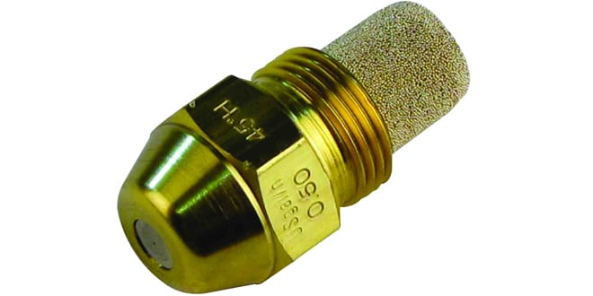 Popular - Are oil installers using the right size of oil nozzle?