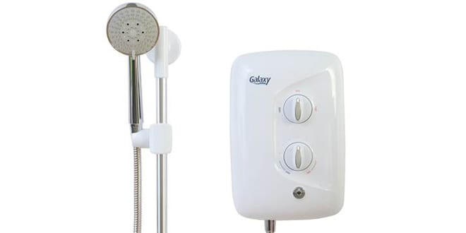 Popular - Galaxy Showers Aqua 3000 and 3500 ranges get upgraded