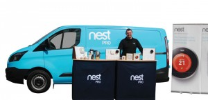 Rexel UK joins Nest Pro Tour