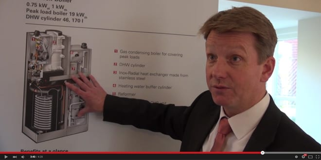 Popular - Are fuel cells the future of powering our homes?