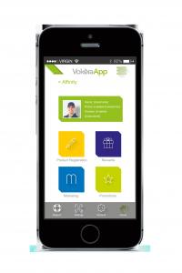 Vokera App Affinity graphic