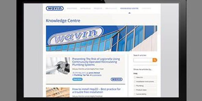 Popular - Wavin launches online information resource