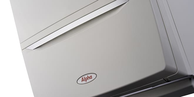 Popular - Alpha boilers are ready for ErP