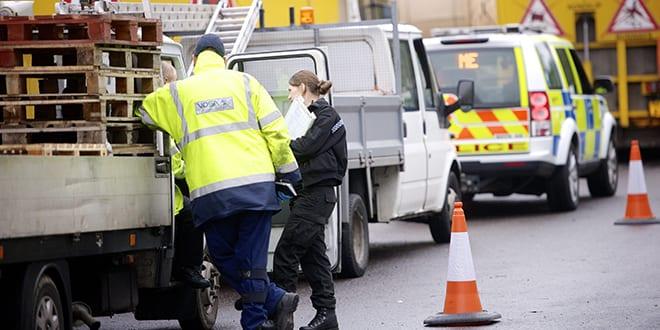 Popular - 4/5 van operators in danger of landing themselves in jail