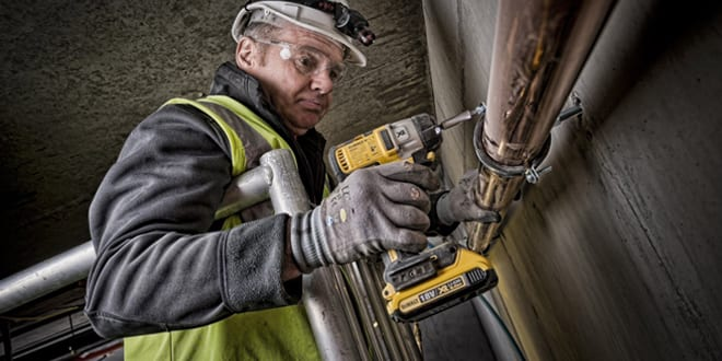 Popular - DEWALT launches new anchors and fasteners for heating and plumbing contractors
