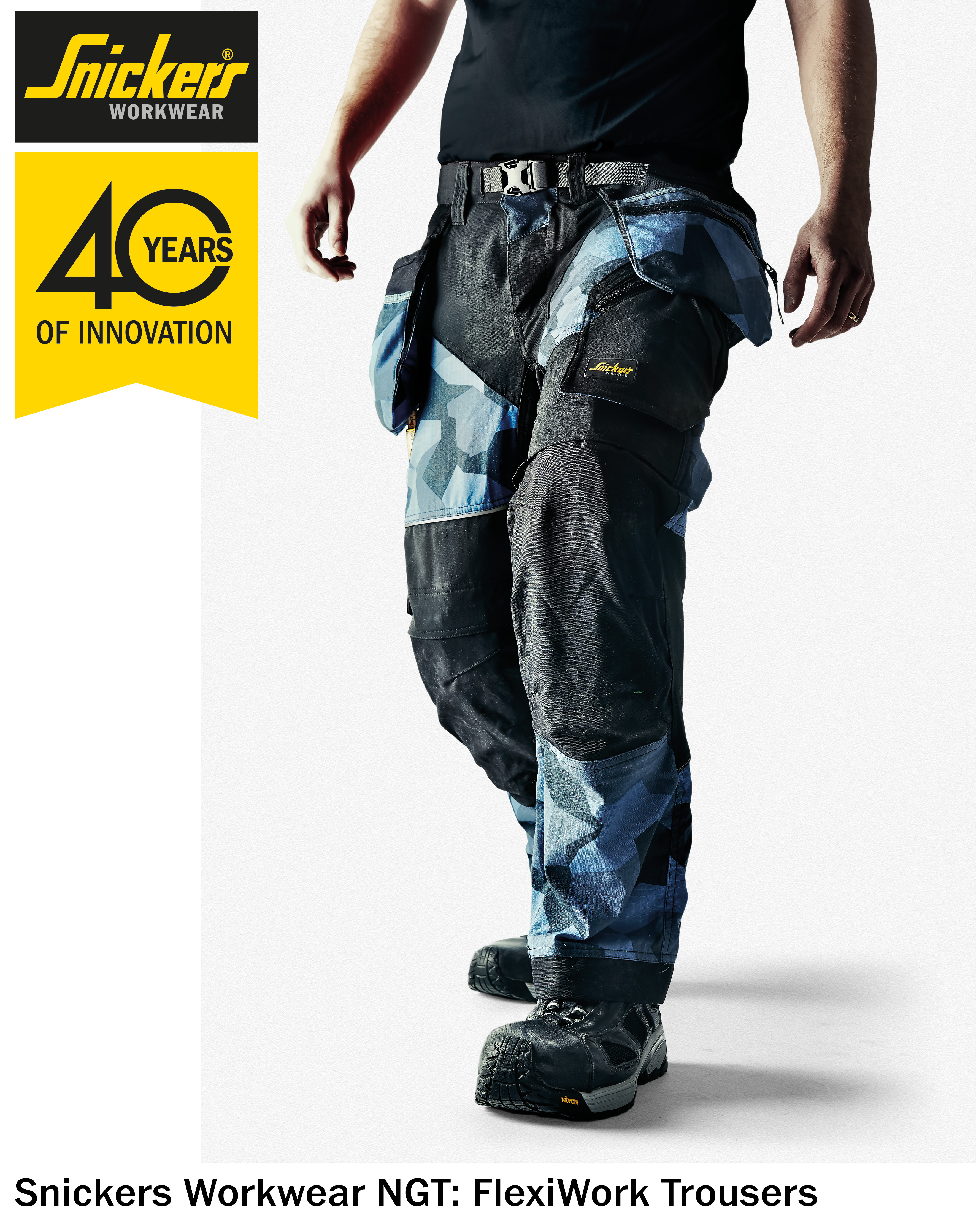Snickers Workwear Launches The Next Generation Of Work