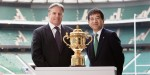 Toshiba is sponsoring the Rugby World Cup
