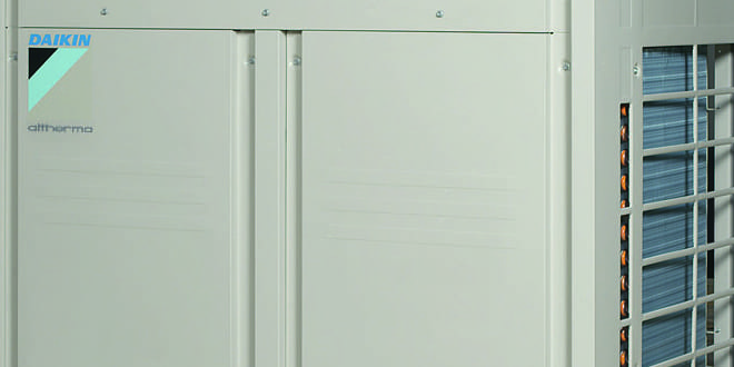 Popular - Daikin's Altherma Flex Type qualifies for incentive