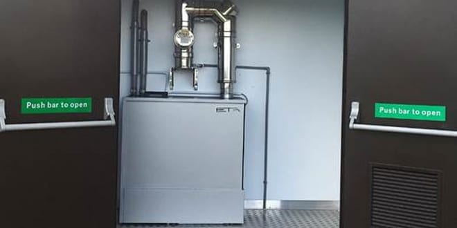 Popular - The first domestic heat pod has been installed