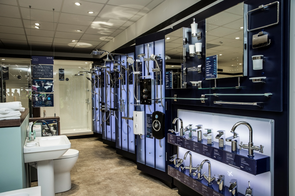 85 of homeowners would prefer to visit a bathroom for Bathroom showrooms